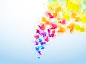 Abstract 3d modern spectrum backgrounds