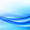 Abstract blue wave backgrounds
