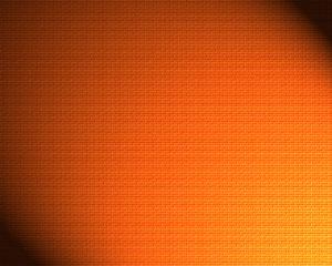 Brick Wall Texture Orange Backgrounds