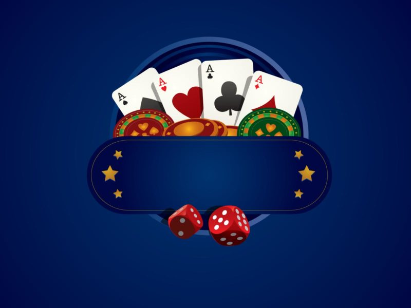 Casino Games Backgrounds