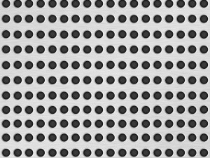 Metal Texture with Holes Backgrounds