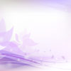 Light Purple Floral Backgrounds