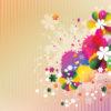 Spring Floral ppt Backgrounds