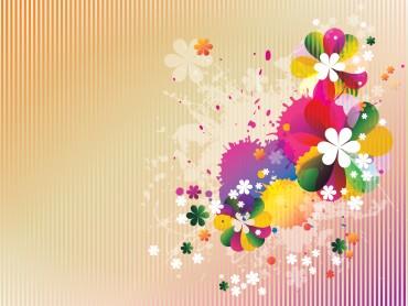Spring Floral PPT
