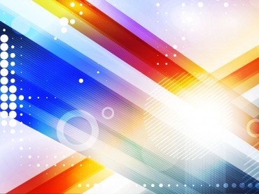 Abstract Colourful Design