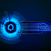 Blue light effected technology Backgrounds