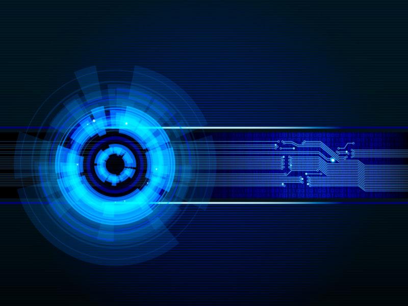 Blue light effected technology Backgrounds