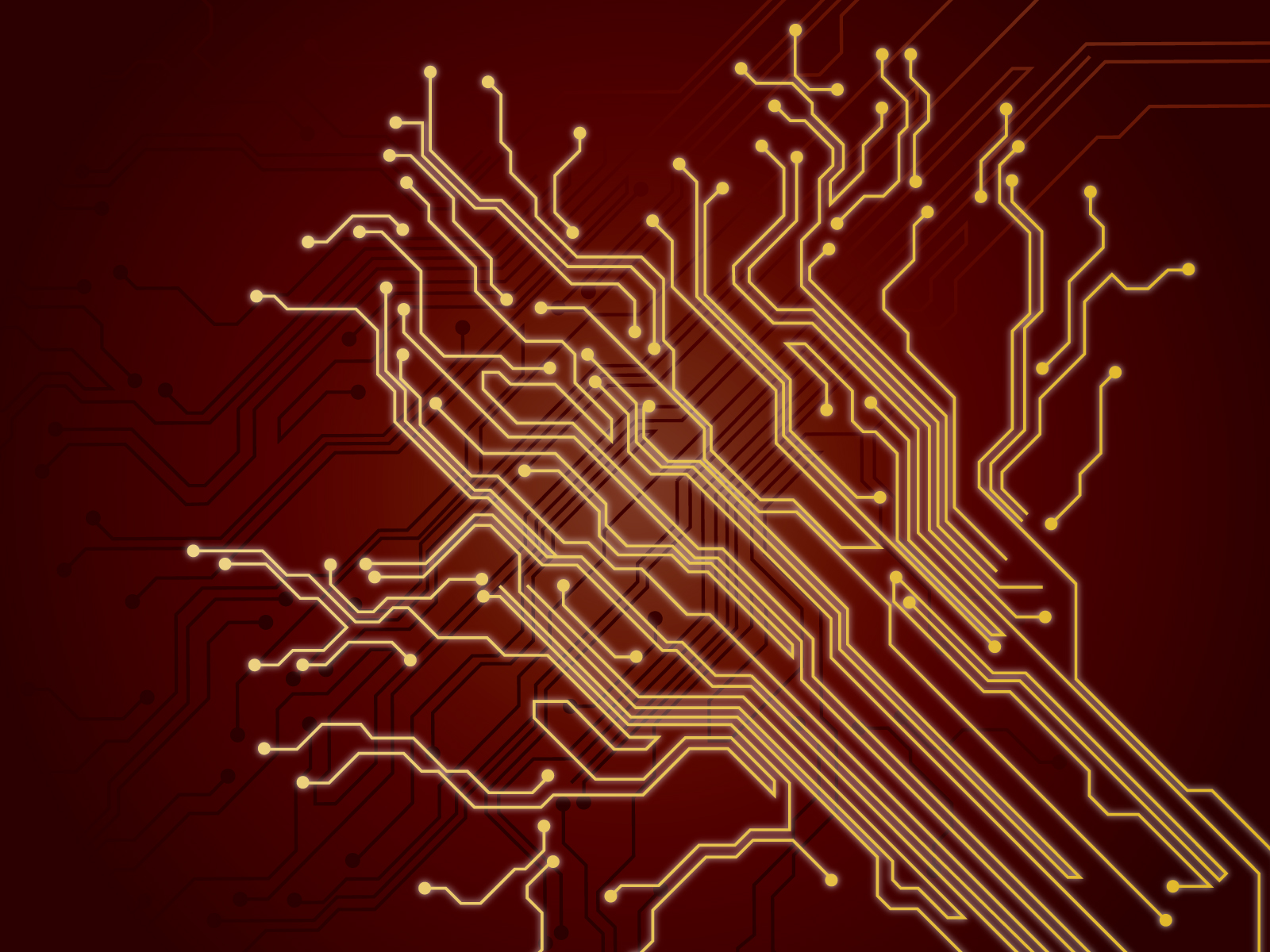 Chip Wires PPT Background