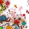 Creative Vintage Floral Powerpoint Background