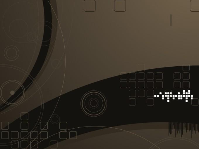 Dark Hi-Tech Powerpoint PPT Backgrounds