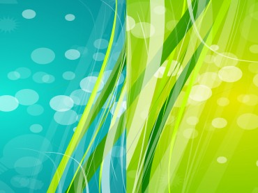 Nature Abstract Green Blue