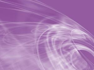 Purple Laser Circle Theme