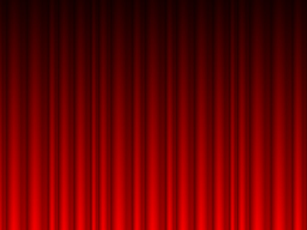 Red Curtains Vector Powerpoint Backgrounds - Black, Colors ...