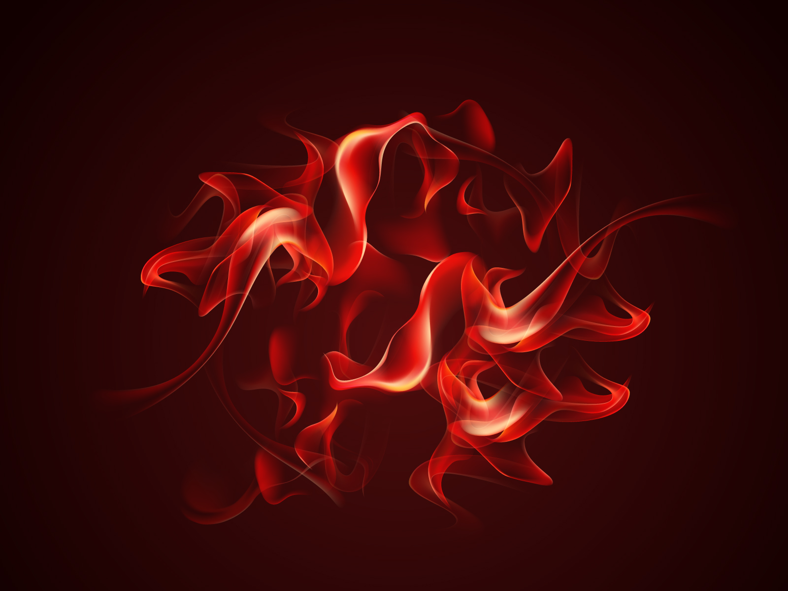 red fire backgrounds 3d black colors design pink red