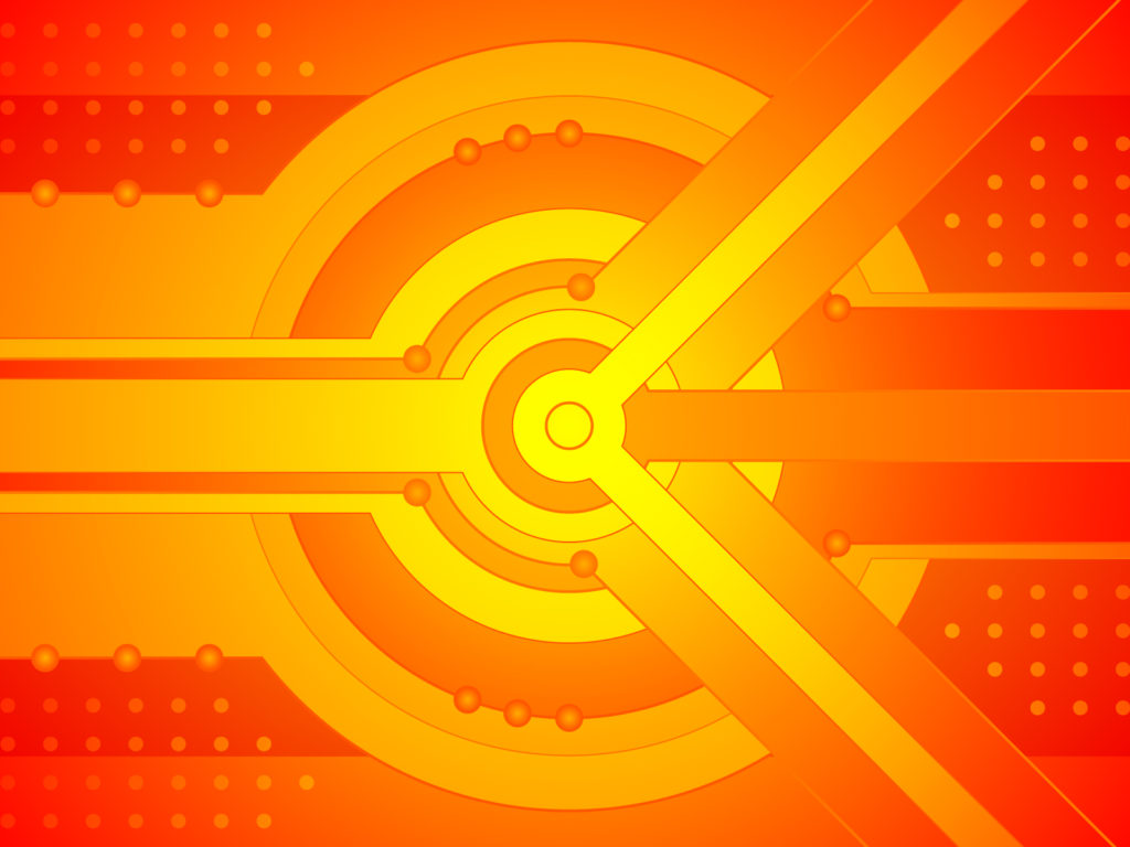 technology powerpoint background