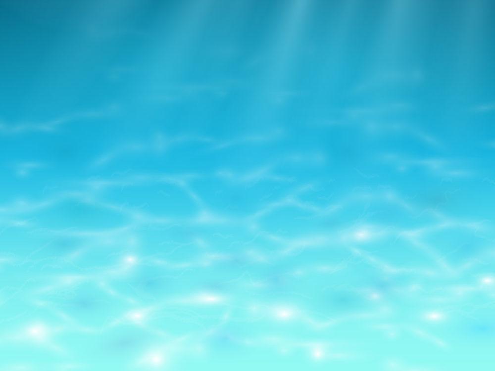 Under Water Blue Backgrounds Blue Colors Transportation White
