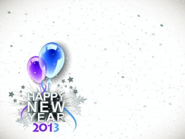 2013 Happy New Years