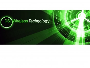 ADSL Internet Wireless Technology