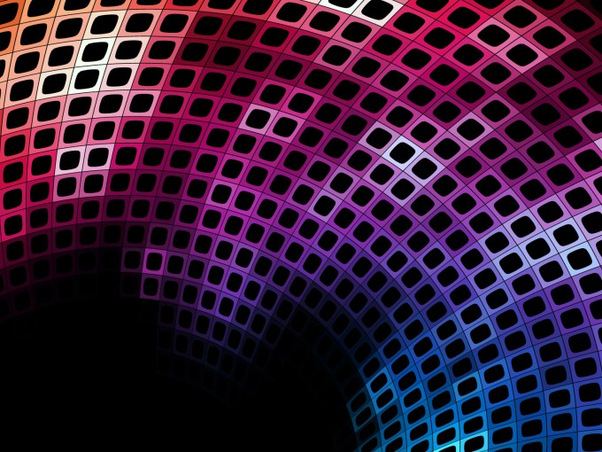 Abstract Colorful Holes PPT Backgrounds