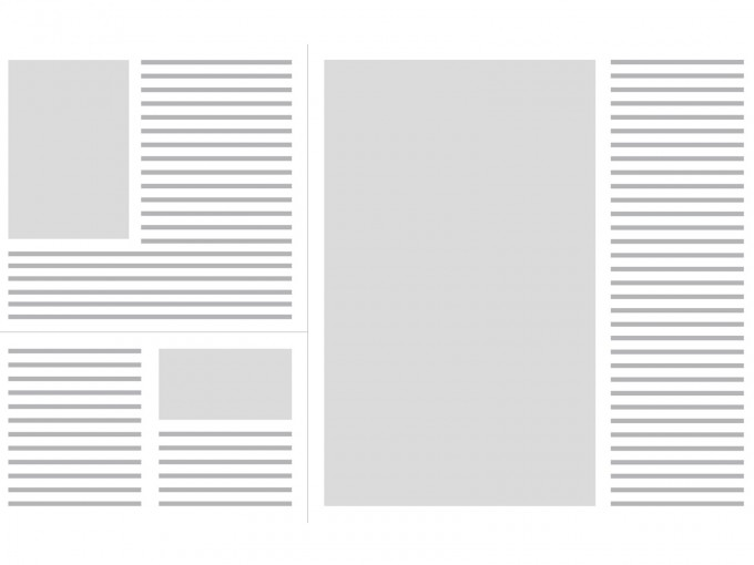 News Paper Powerpoint PPT Backgrounds x6P89GQX