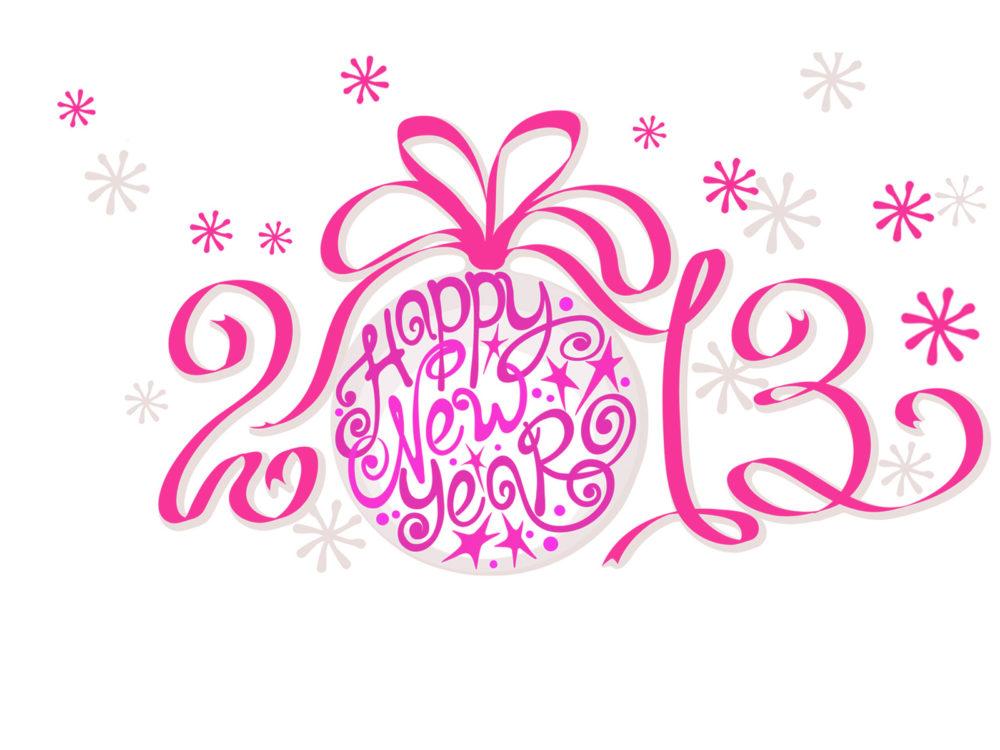 Happy new year 2013 quotes backgrounds christmas design pink happy new year 2013 quotes powerpoint design toneelgroepblik Image collections