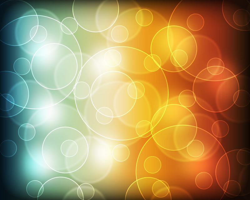 Bubbles Abstract PPT Backgrounds