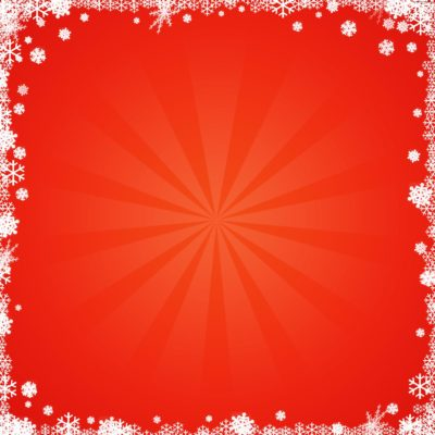 Christmas Day Frame ppt Backgrounds