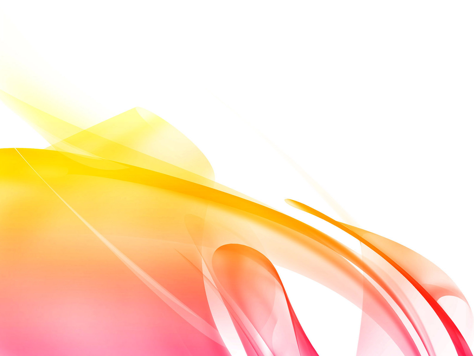 Colourback Orange Abstract PPT Backgrounds