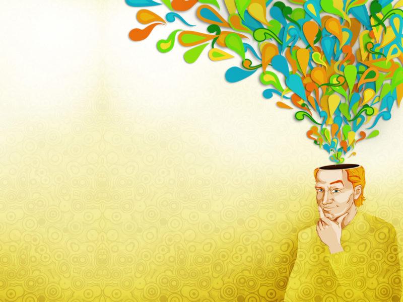 Creativity Flow People Education Design Backgrounds