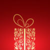 Magic Gift Box PPT Backgrounds