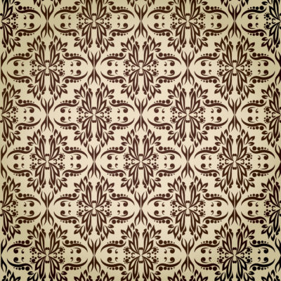 Seamless Brown Pattern Background