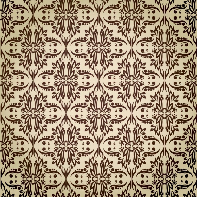 Seamless Brown Pattern Background
