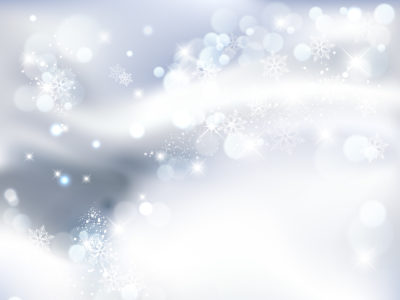 Silver Stars PPT Backgrounds