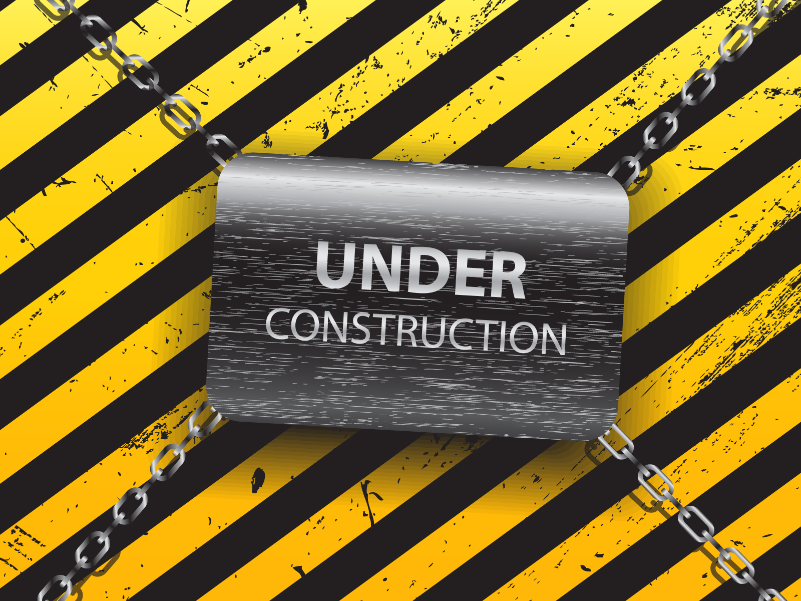 Under construction ppt template ppt backgrounds black business under construction backgrounds powerpoint toneelgroepblik Image collections
