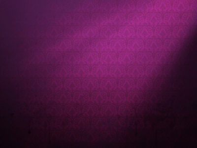 Vintage Purple Pattern Powerpoint Backgrounds