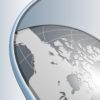 Powerpoint World Grey Business Light Design