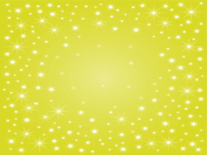 Yellow Sparkle PPT Backgrounds