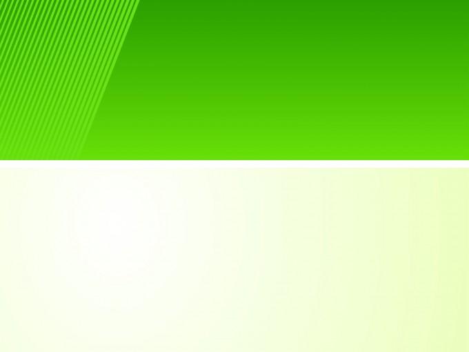 Green Business Design PPT Backgrounds