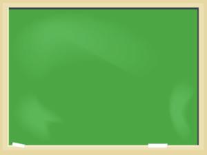 Blackboard powerpoint background