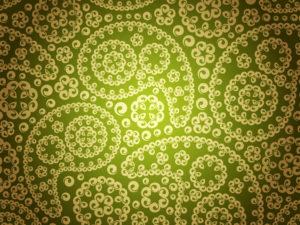 Vintage floral seamless pattern design