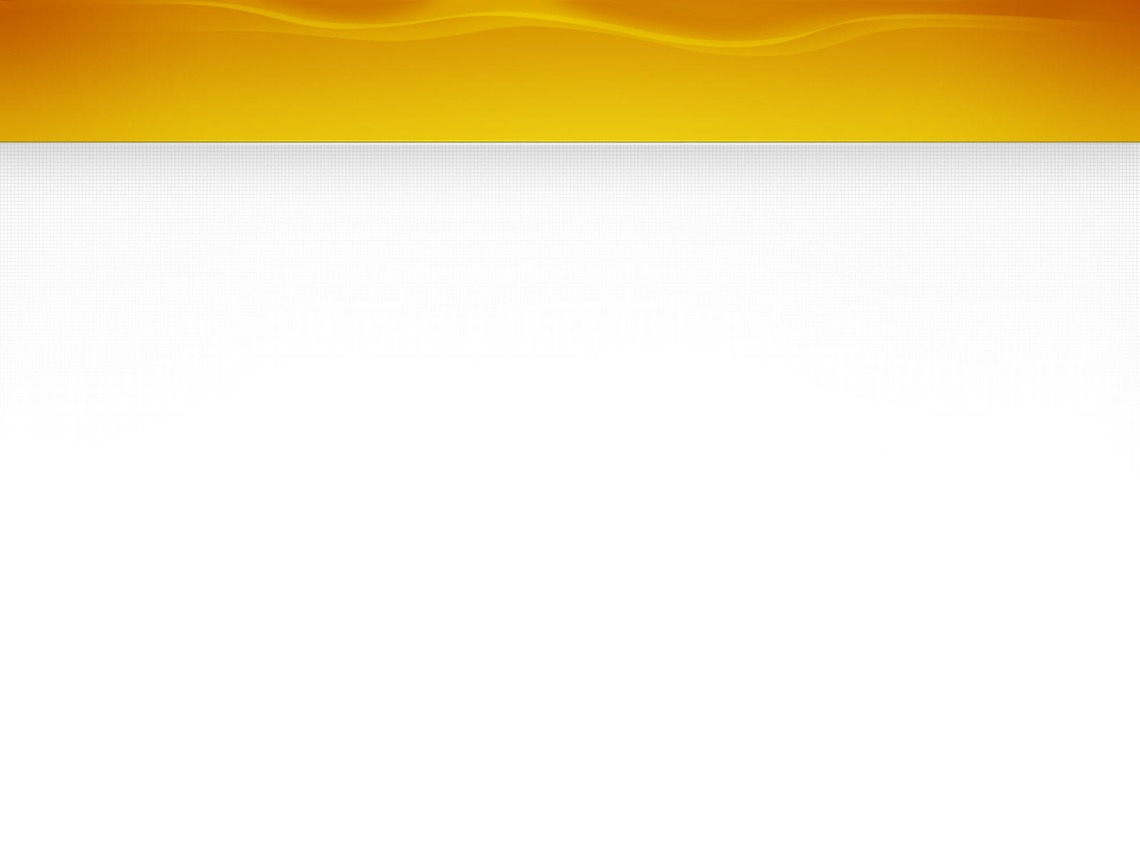 Yellow Web Header Powerpoint Design