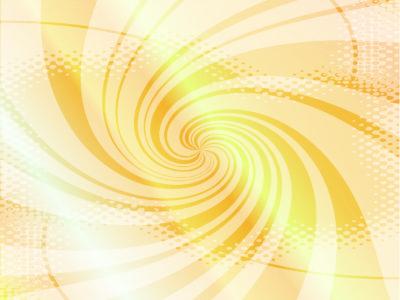Orange Illusion Powerpoint Design