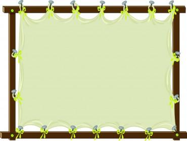 Clip art frame