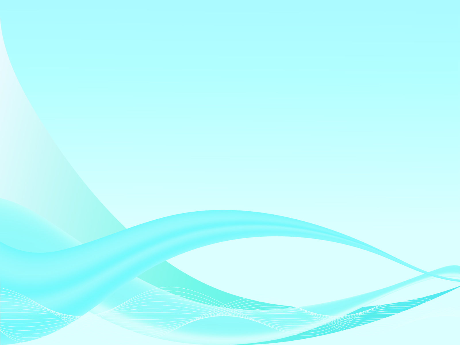 Abstract Curves Blue Backgrounds