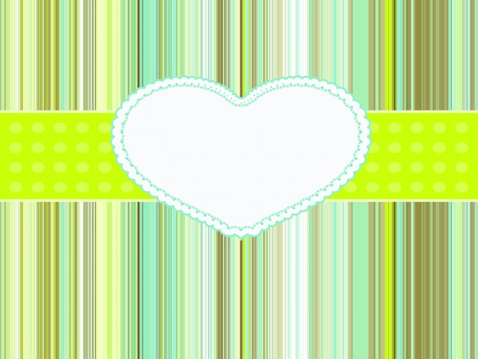Eco Love PPT Backgrounds