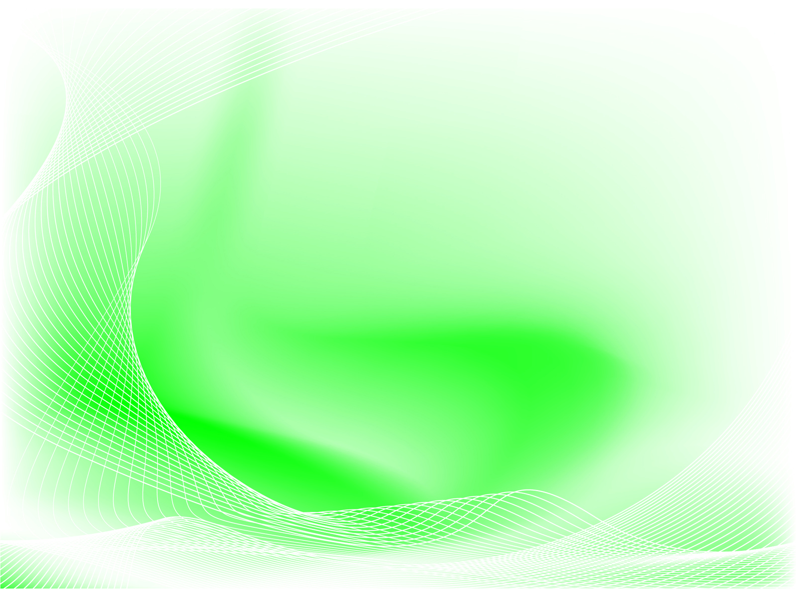 Green Smoke PPT Background