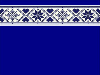 Turkish motifs Pattern Background
