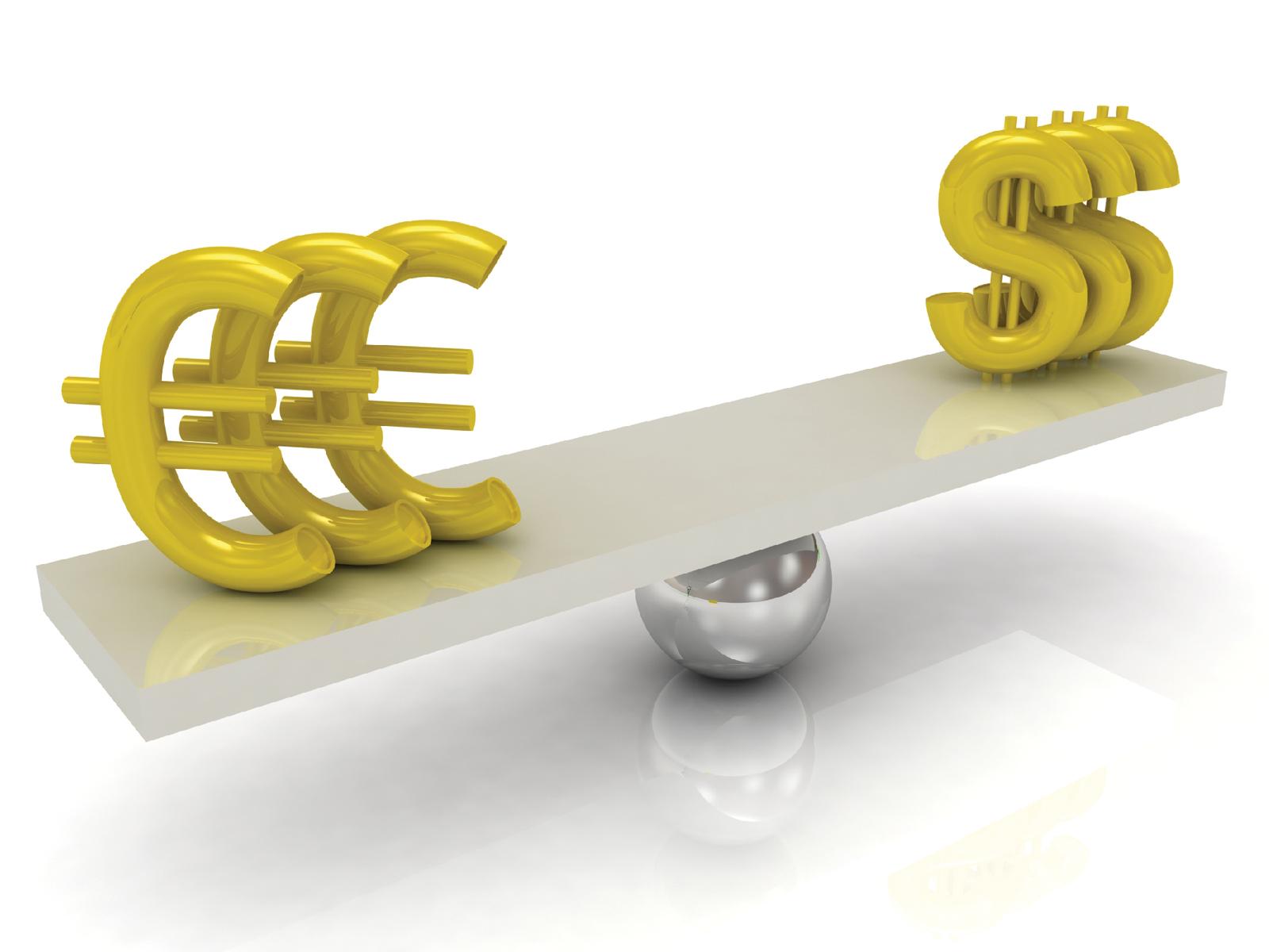 Balance and money presentation background
