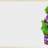 Black grape vine ppt templates
