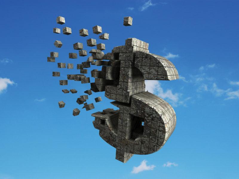 Dolar Money for Finance Powerpoint Backgrounds